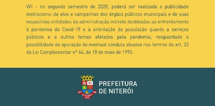 As atualizações do site estão paralisadas, conforme disposto na Emenda Constitucional Nº 107/2020